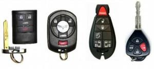 Various smart keys