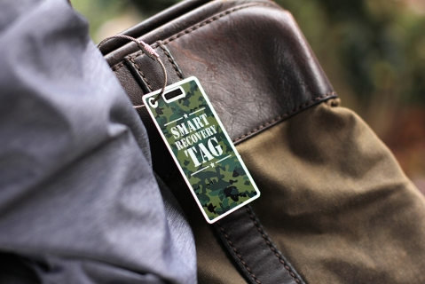 CAMO Luggage Tag http://dynotag.hostedbywebstore.com/Dynotag®-CAMO-Deployment-Kit-Assortment/dp/B00P3A463E